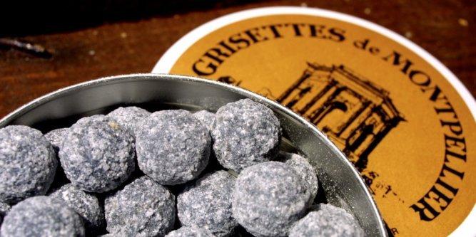 Les bonbons Grisettes de Montpellier en danger
